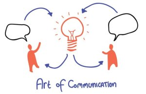 art of communication pic